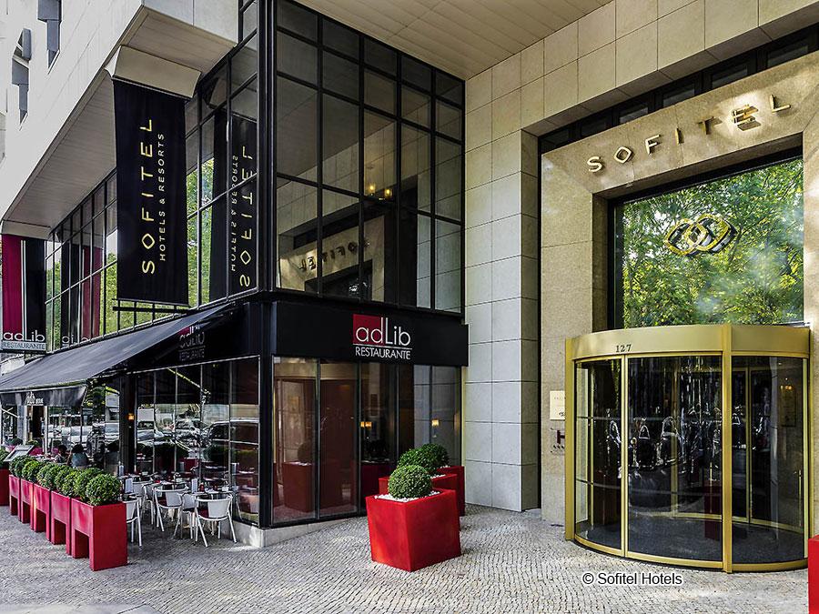 hôtel de luxe 5 etoiles lisbonne